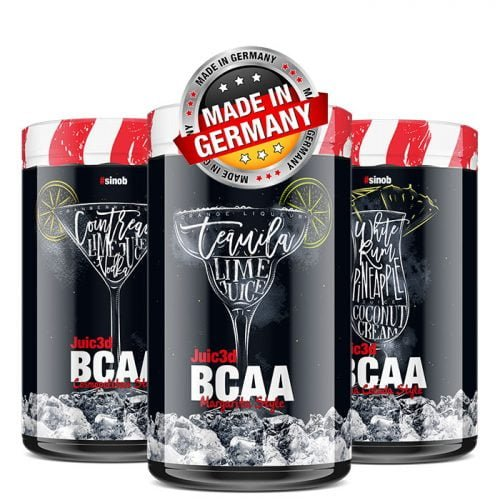 BLACKLINE 2.0 Juic3d Cocktail BCAA