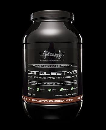 nanox vegan protein