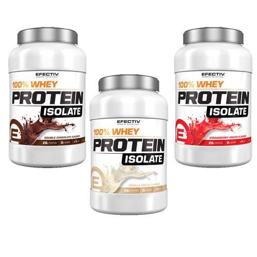 efectiv whey protein isolate