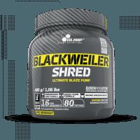 olimp blackweiler shred pre+workout