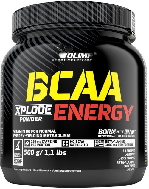 olimp bcaa energy
