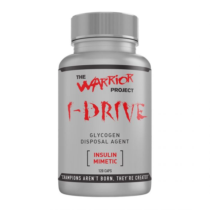 the warrior project i-drive