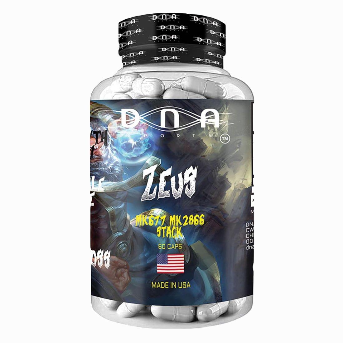 DNA Sports Zeus (MK677 and MK2866)