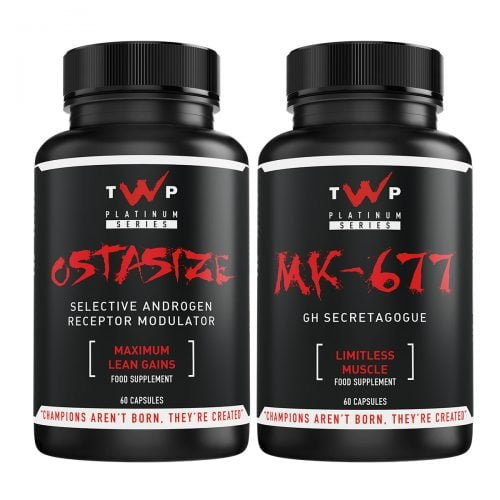 VST research MK677 - Nutrition First - This is working