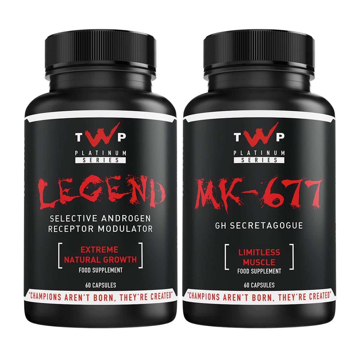 TWP Legend/MK-677 stack