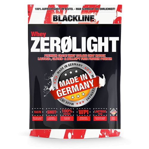 blackline whey zerolight isolate