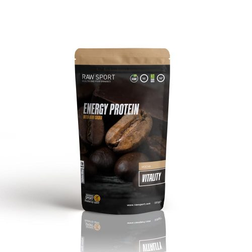 raw sport energy protein
