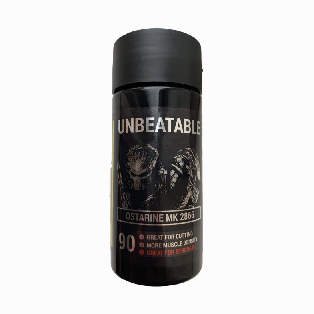 UNBEATABLE Ostarine (MK2866) 90caps