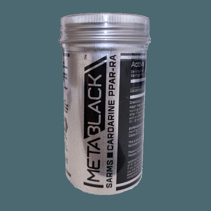 metablack cardarine