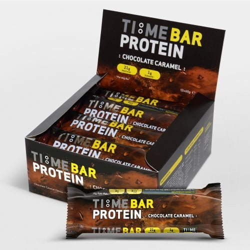 Time 4 Nutrition protein bar