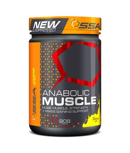 ssa supplements anabolic muscle banana split