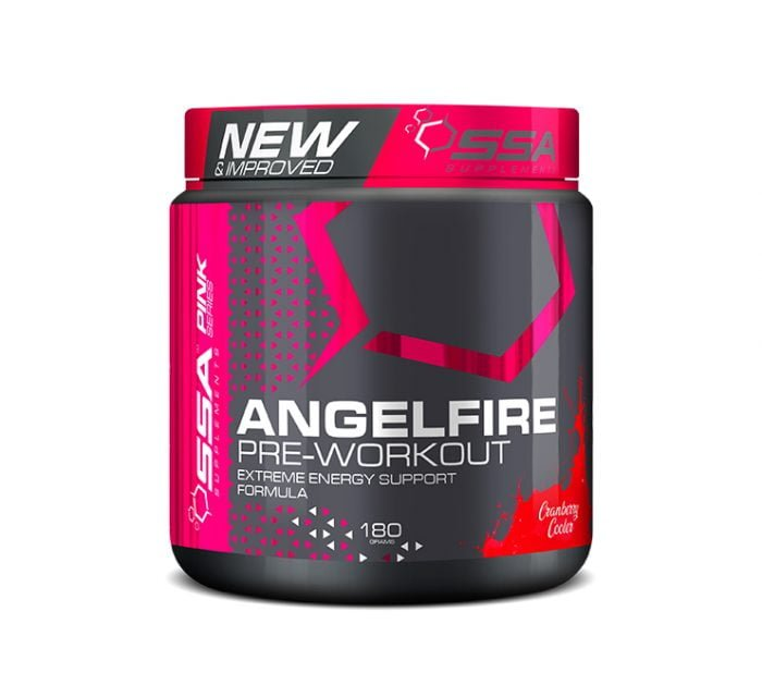 ssa supplements angelfire cranberry cooler dry