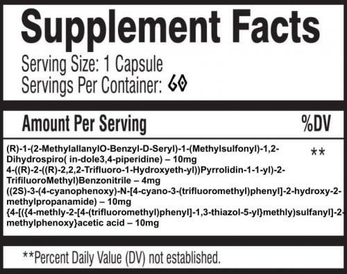 war torn labz supplement facts