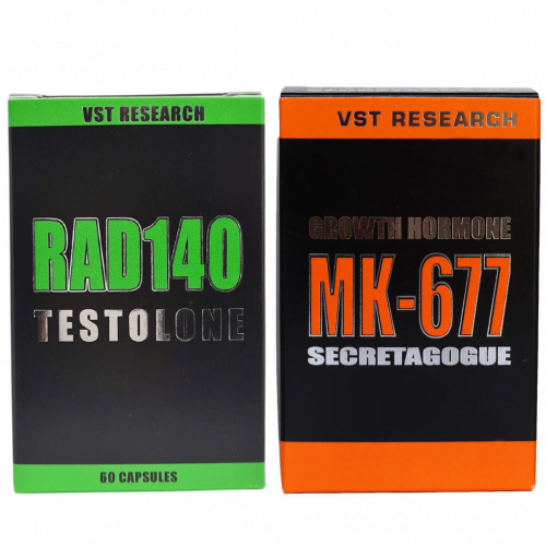 vst research stack