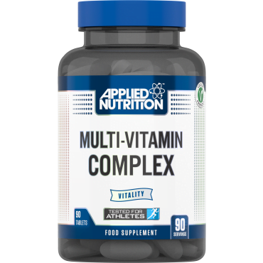 APPLIED NUTRITION MULTI-VITAMIN COMPLEX - 90 TABS